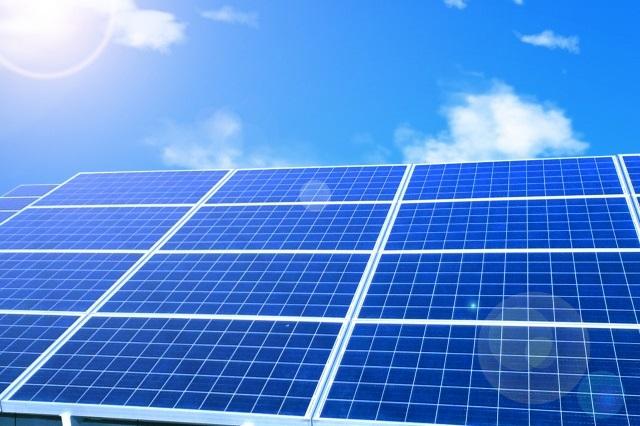 近年導入が増えている太陽光発電