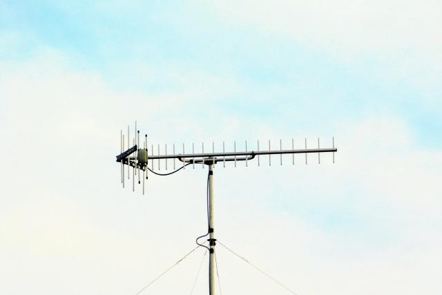 UHF工事