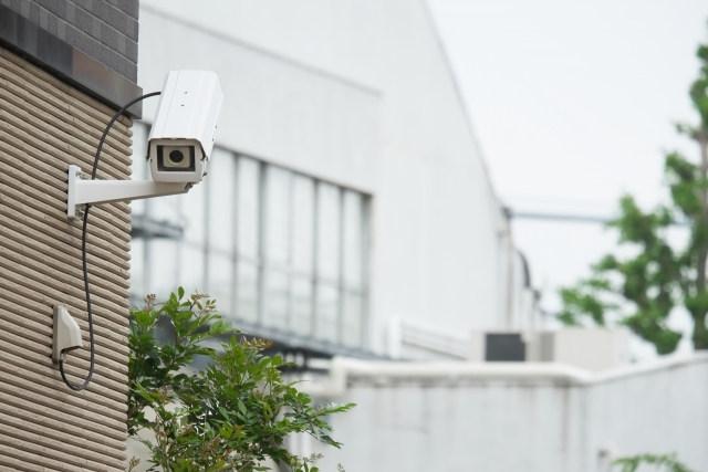 設置場所ごとで見る防犯カメラの設置目的